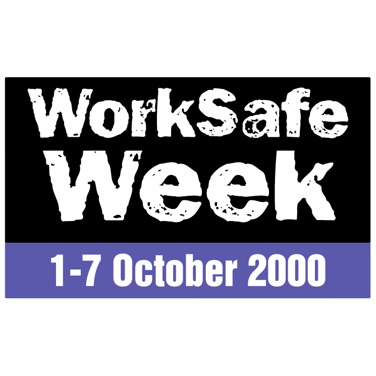 free vector Worksafe week