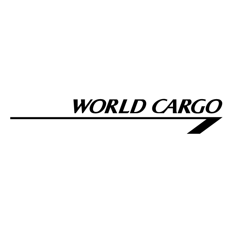 free vector World cargo