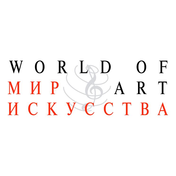 free vector World of art