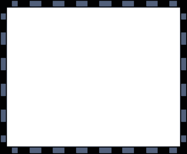 free vector Worldlabel Com Border Blue Black X clip art