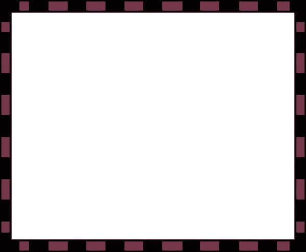 free vector Worldlabel Com Border Burgundy Black X clip art