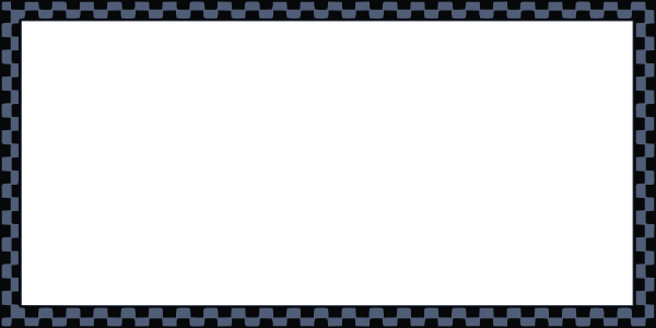free vector Worldlabel Com Border Dark Blue Black Checkered X clip art