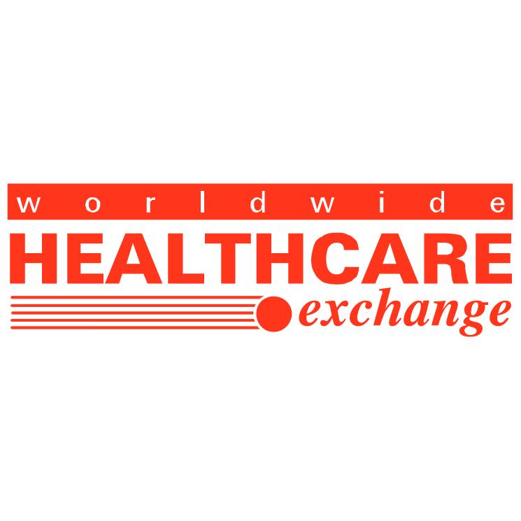 free vector Worldwide healthcare exchange