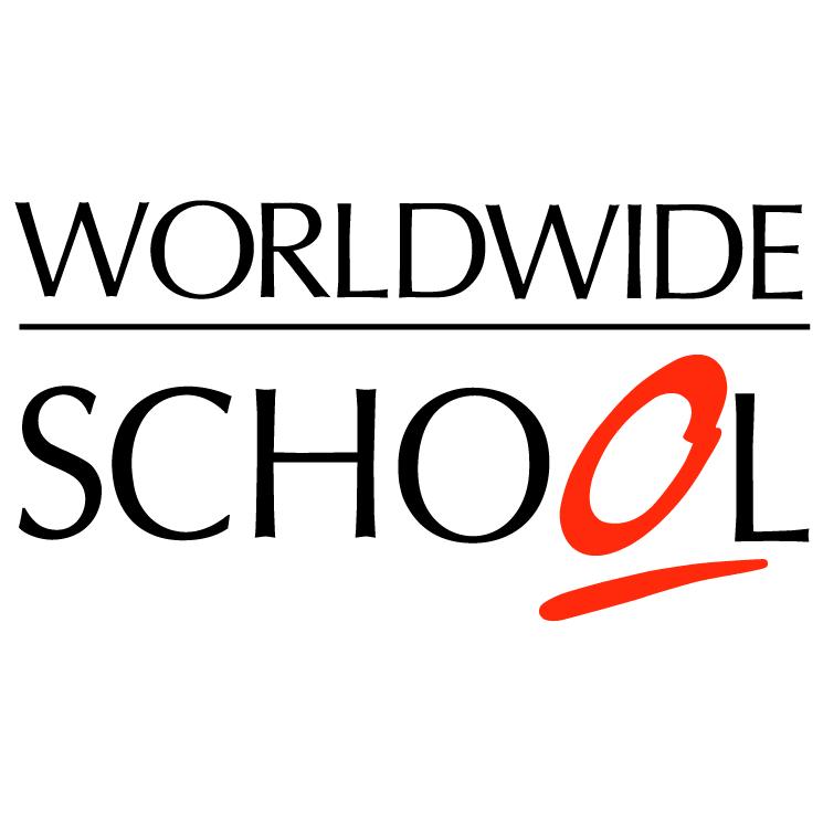 free vector Worldwide school