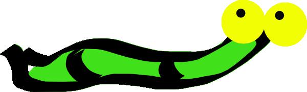 free vector Worm clip art 127727