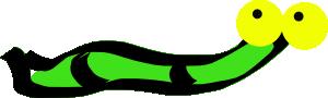 free vector Worm clip art