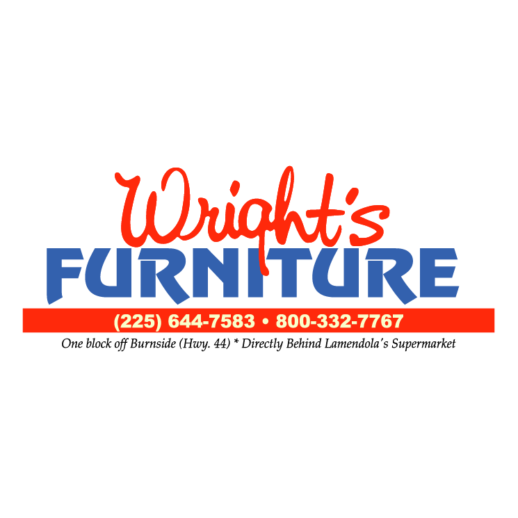 Wrights Furniture 28813 Free Eps Svg Download 4 Vector