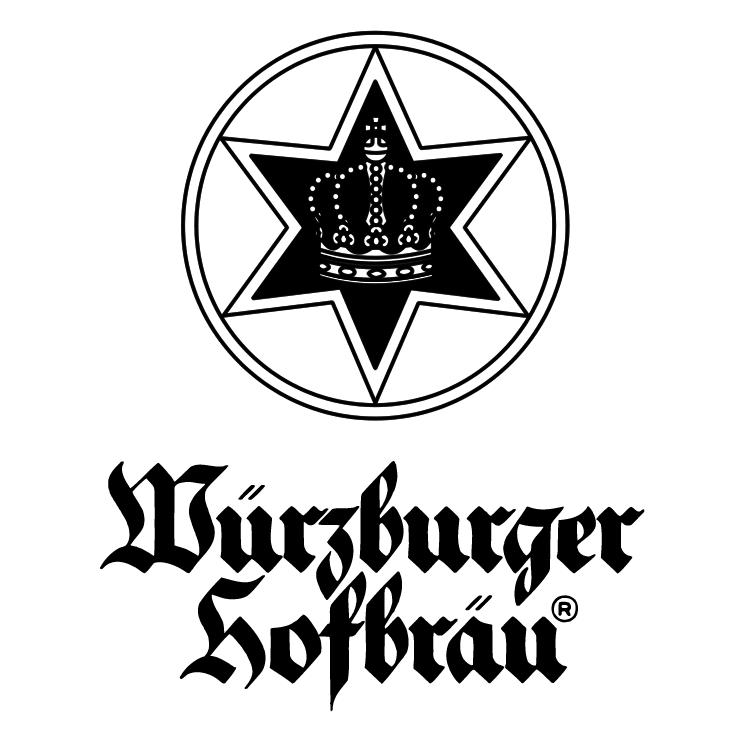 free vector Wuerzburger hofbraeu 0