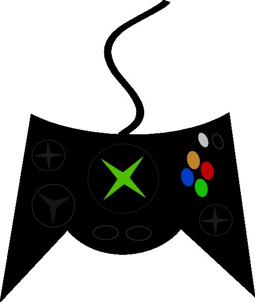free vector Xbox-controller clip art