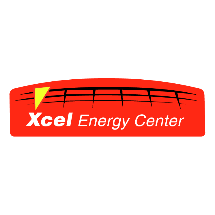 free vector Xcel energy center