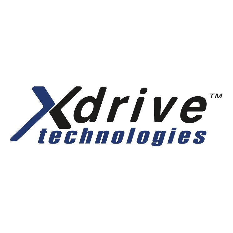 free vector Xdrive technologies