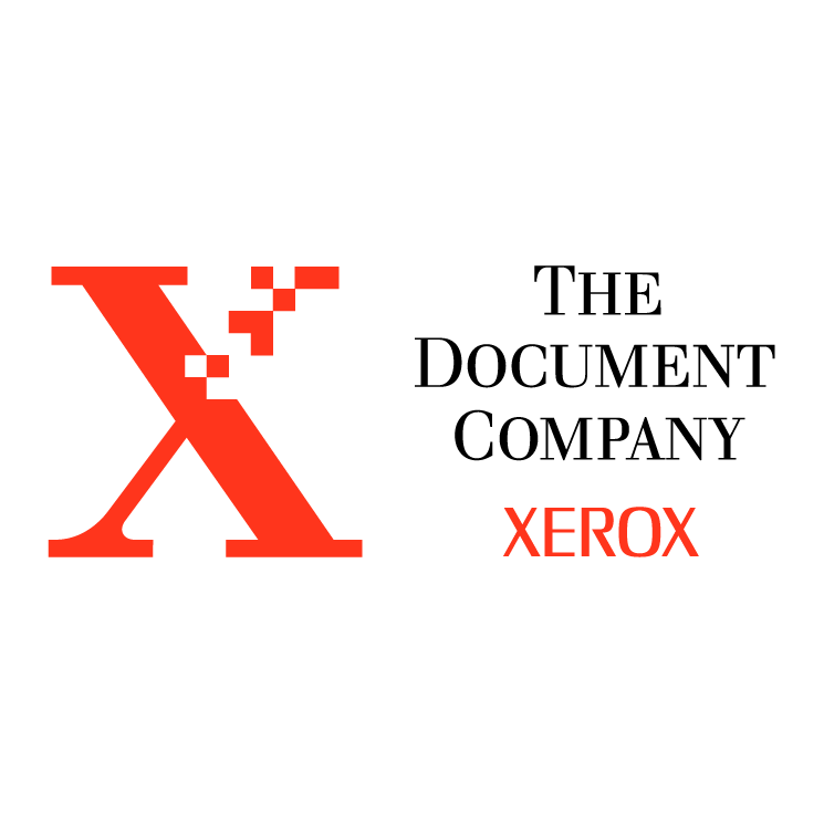 free vector Xerox 6