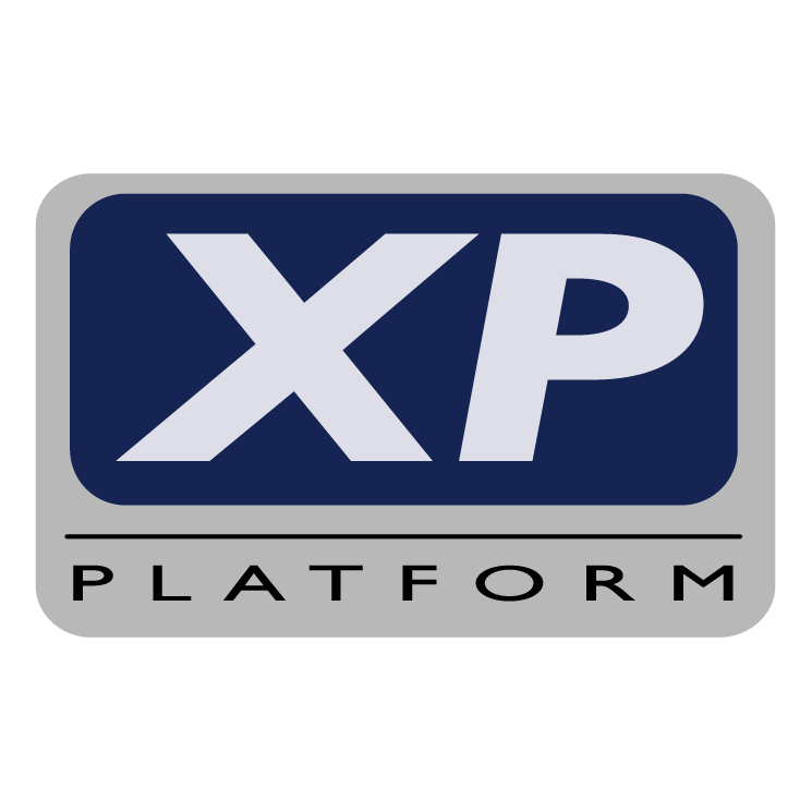 free vector Xp platform