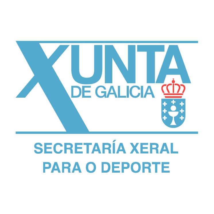 free vector Xunta de galicia
