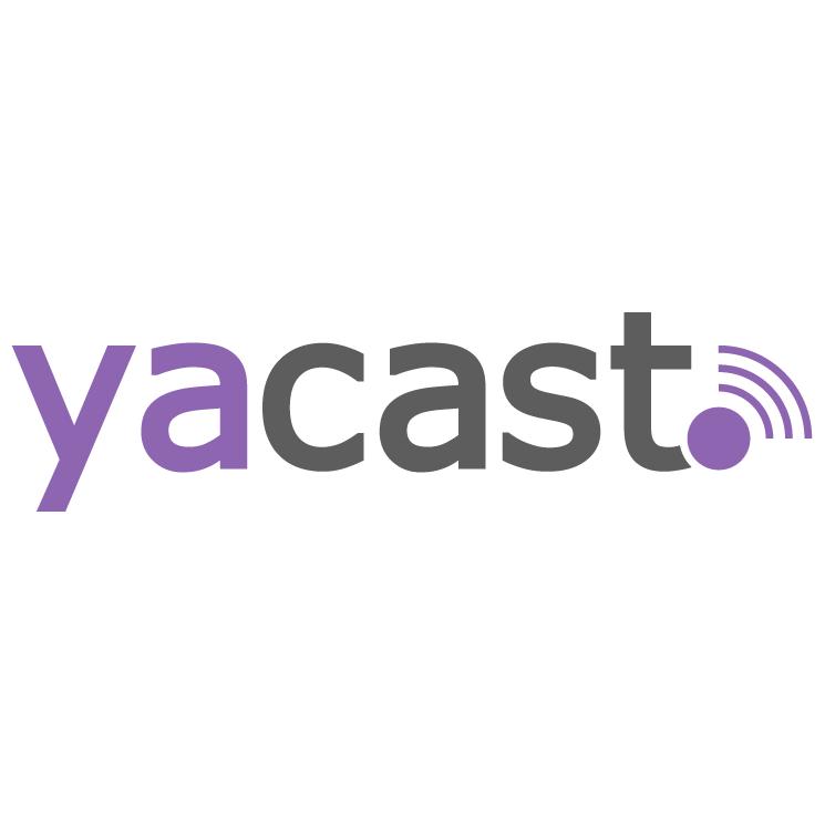 free vector Yacast