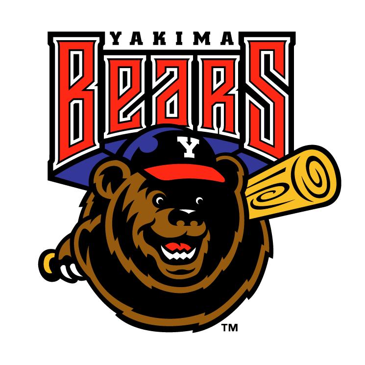 free vector Yakima bears 0