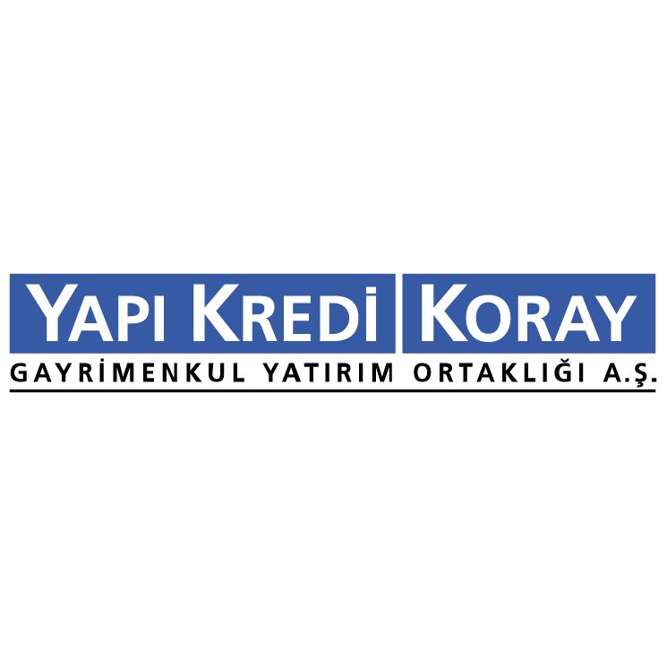 free vector Yapi kredi koray