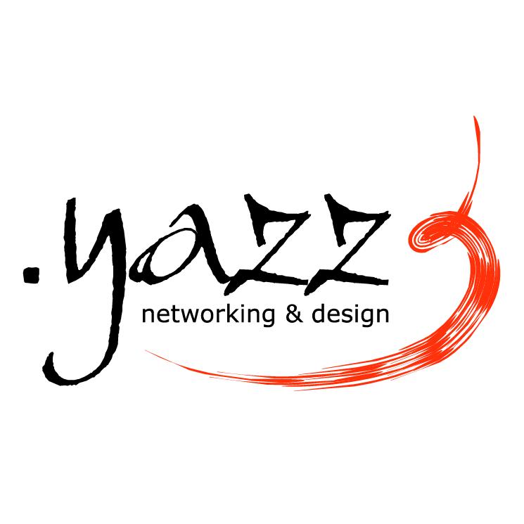 free vector Yazz networking design
