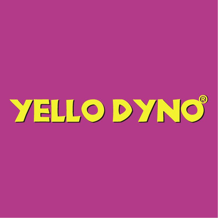 free vector Yello dyno 0