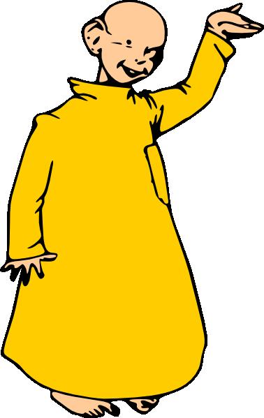 free vector Yellow Kid clip art