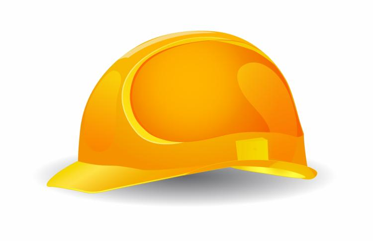 Safety Yellow And Safety Green Yellow Safety Hard Hat Free