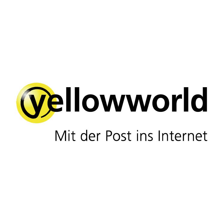 free vector Yellowworld