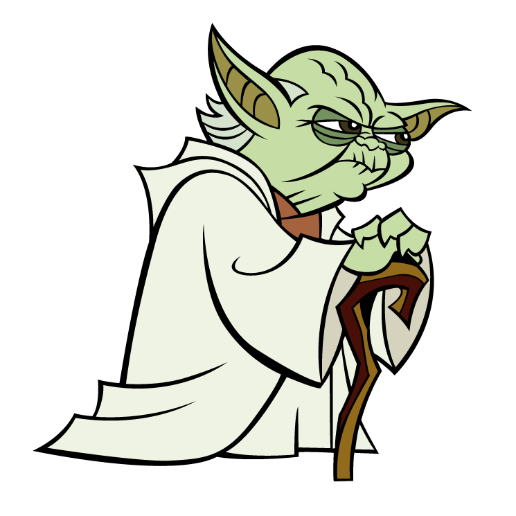 free vector Yoda