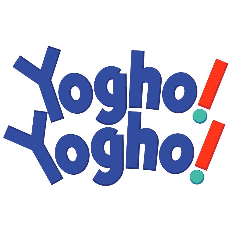 free vector Yogho yogho