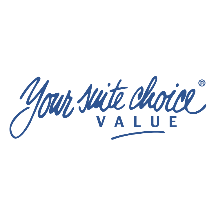 free vector Your suite choice value