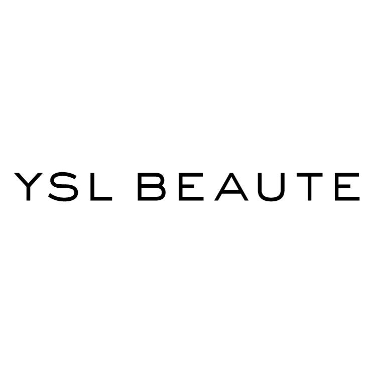 free vector Ysl beaute