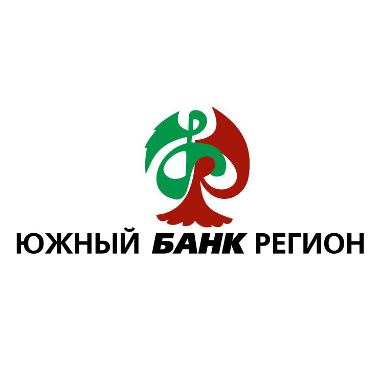 free vector Yujniy region bank