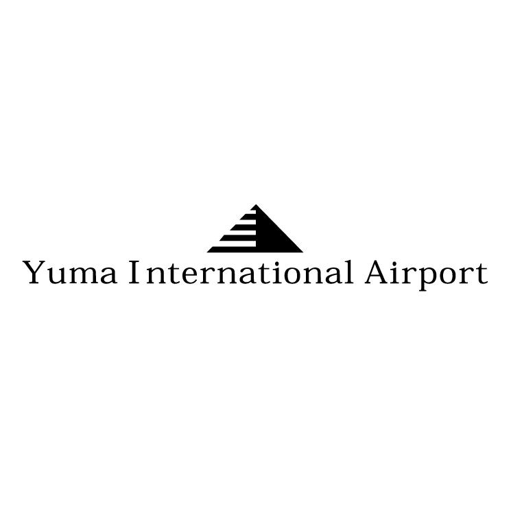 free vector Yuma international airport