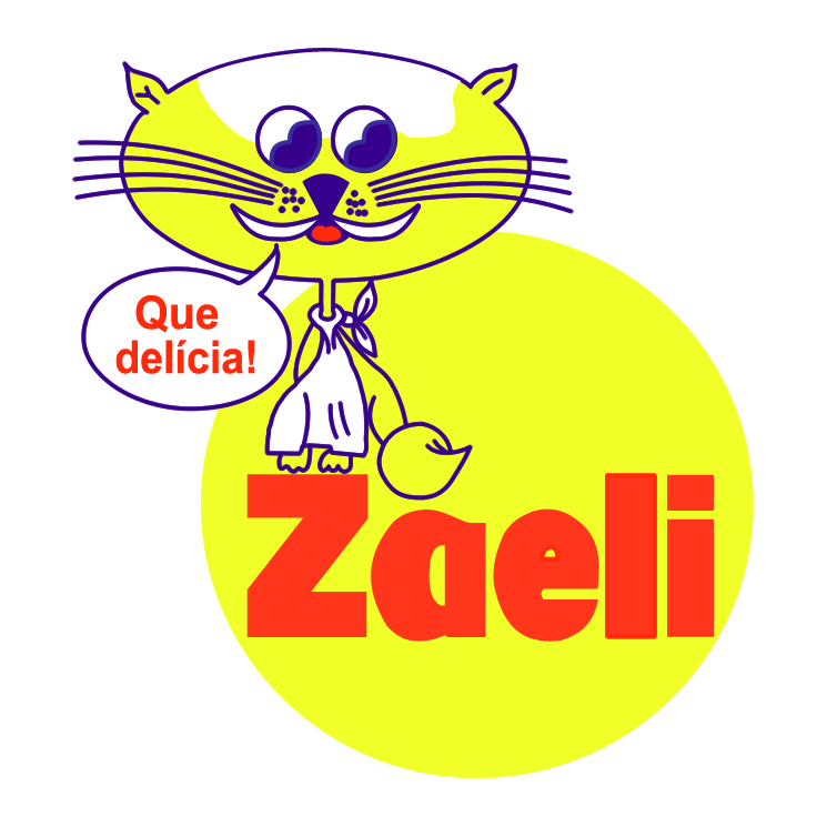 free vector Zaeli alimentos