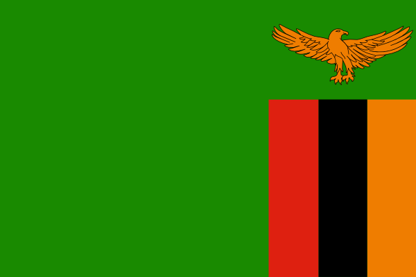 free vector Zambia clip art