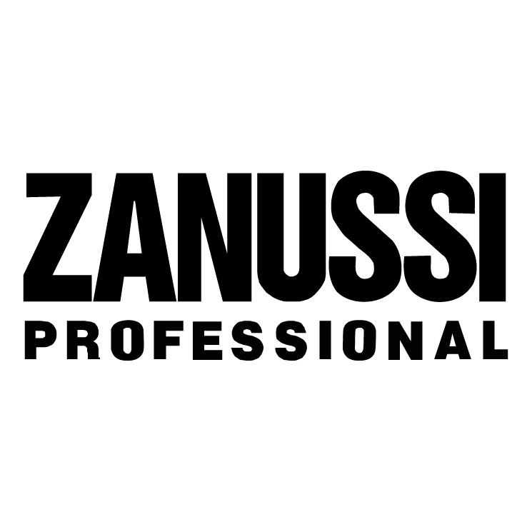 free vector Zanussi professional