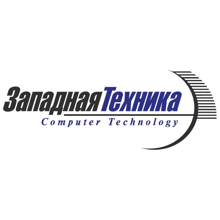 free vector Zapadnaya tehnika