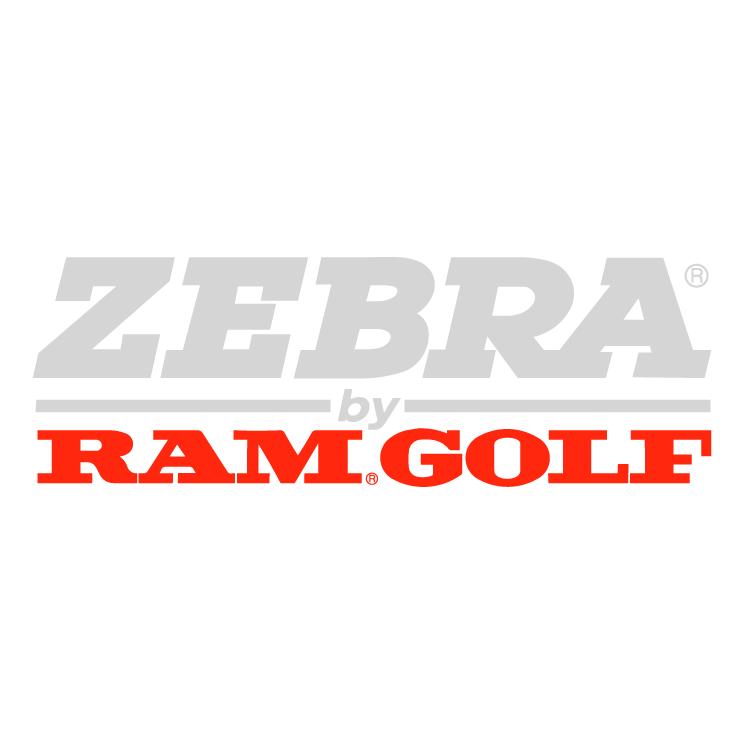 free vector Zebra by ram golf