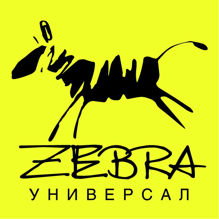 free vector Zebra universal