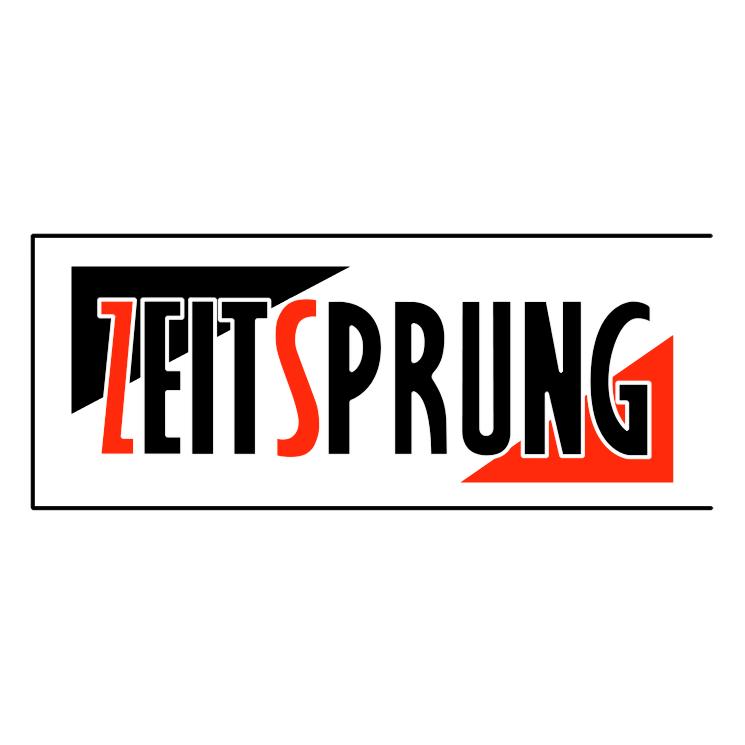 free vector Zeitsprung