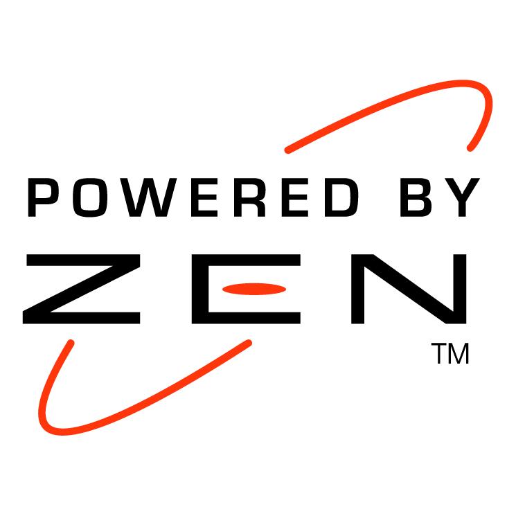 free vector Zen 1