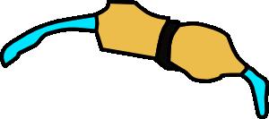 free vector Zero Ohm Resistor clip art