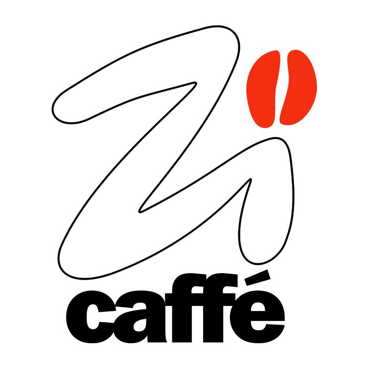 free vector Zi caffe