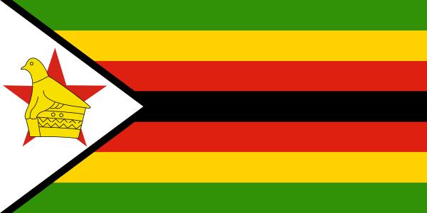 free vector Zimbabwe clip art