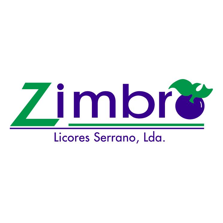 free vector Zimbro licores serrano