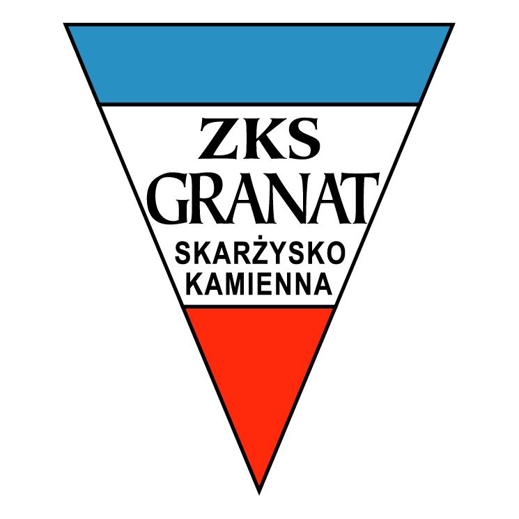 free vector Zks granat skarzysko kamienna