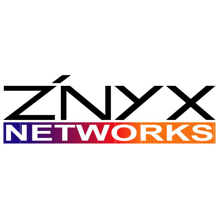 free vector Znyx networks 0