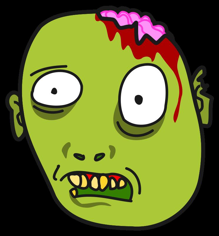 free vector Zombi/zombie