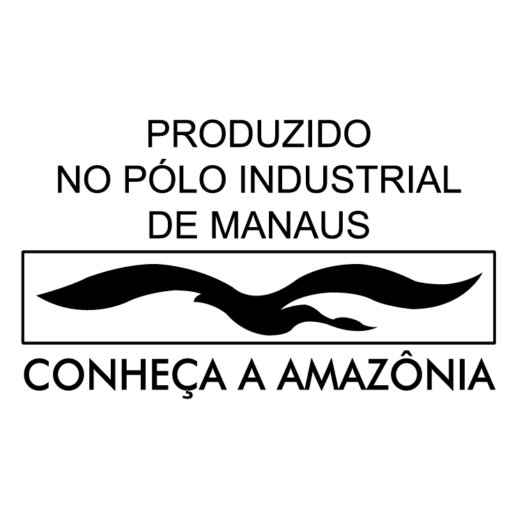 free vector Zona franca de manaus