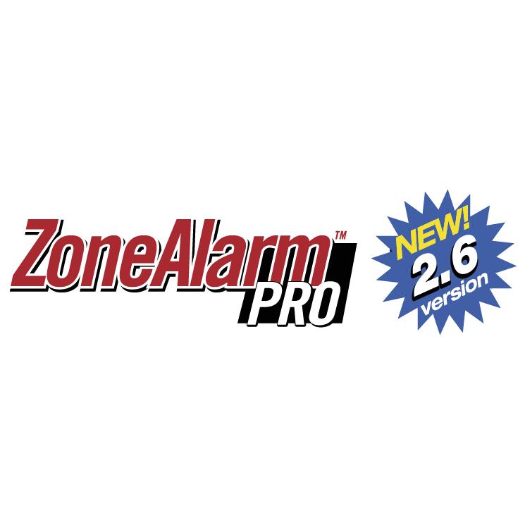 free vector Zonealarm pro