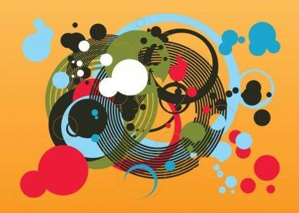 Circles Vector Graphics